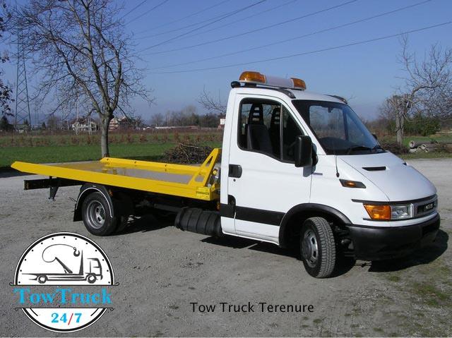 Tow truck terenure