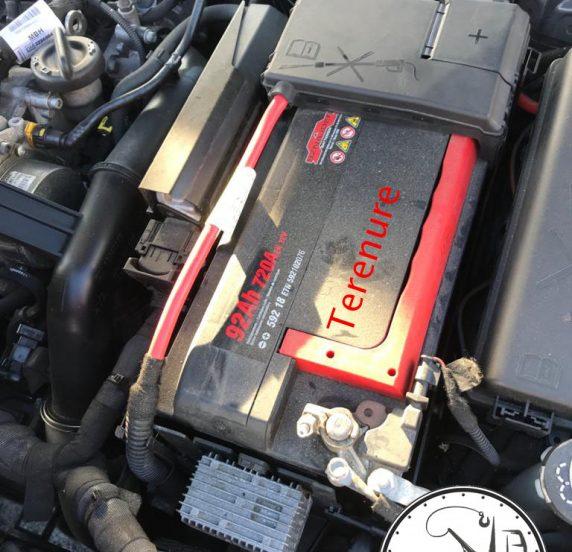 flat battery terenure