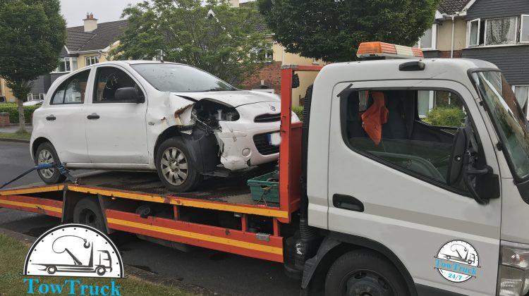 car accident dublin