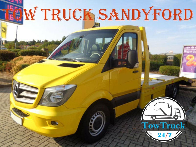 Tow Truck Sandyford