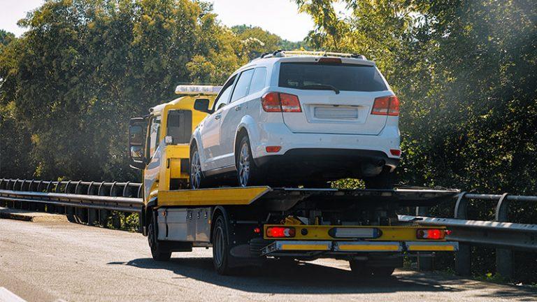 tow truck north dublin