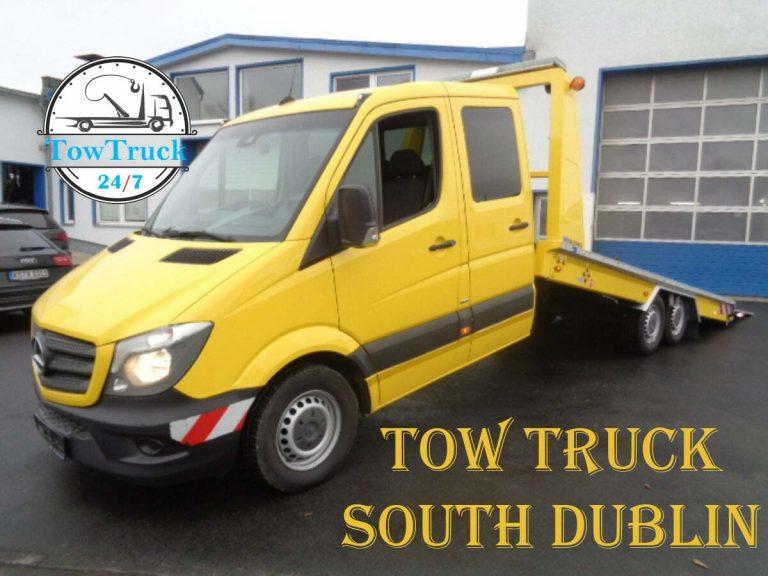 tow truck south dublin