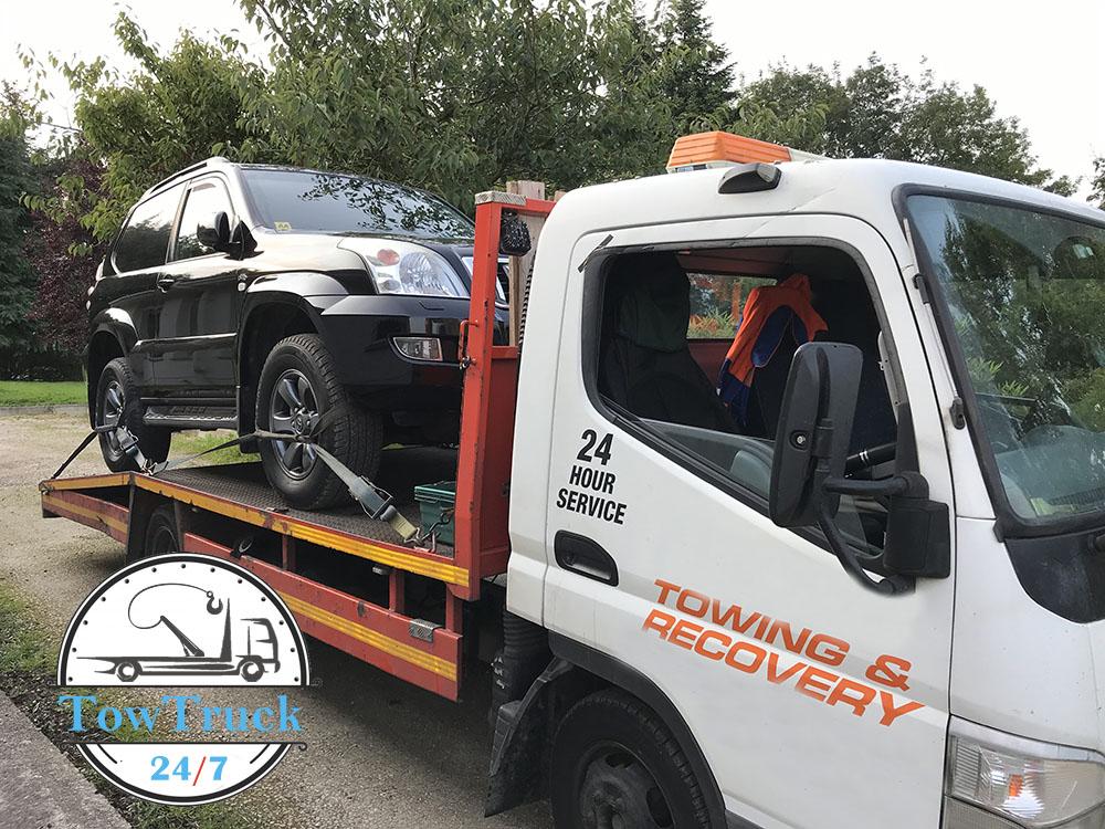 Tow truck leopardstown