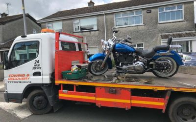 motorbike recovery dublin